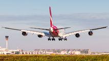 VH-OQE - QANTAS Airbus A380 aircraft