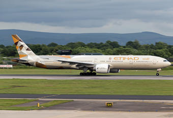 A6-ETC - Etihad Airways Boeing 777-300ER