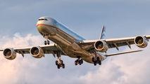 A6-EHK - Etihad Airways Airbus A340-600 aircraft