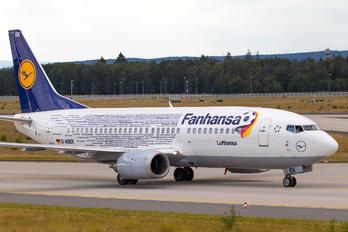 D-ABEK - Lufthansa Boeing 737-300