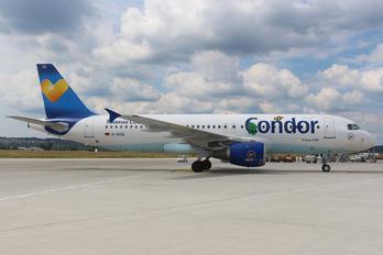 D-AICG - Condor Airbus A320