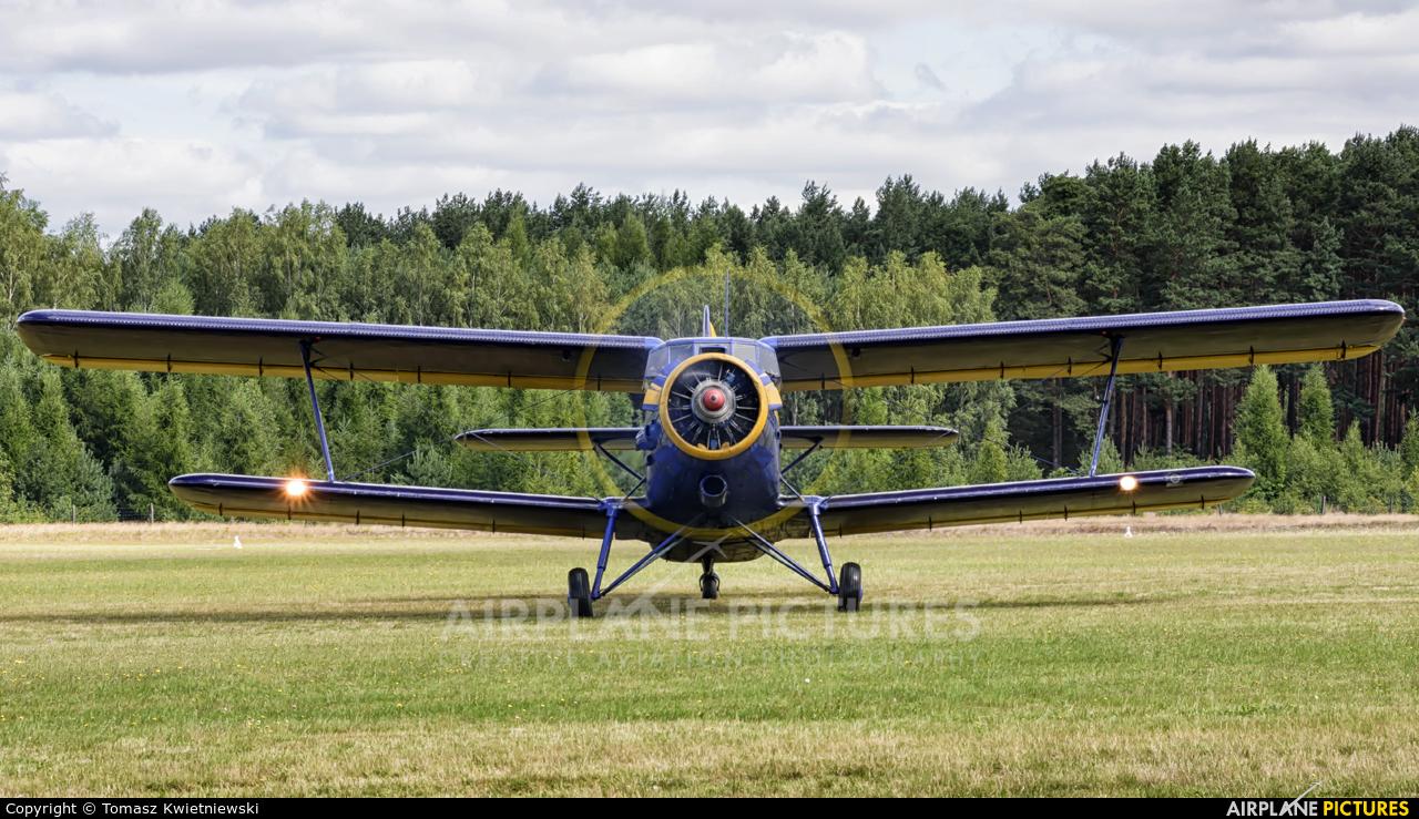 Aeroklub Ziemi Lubuskiej SP-ALX aircraft at Zielona Góra - Przylep