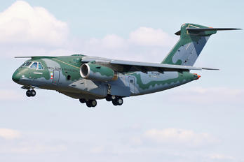 PT-ZNF - Brazil - Air Force Embraer KC-390
