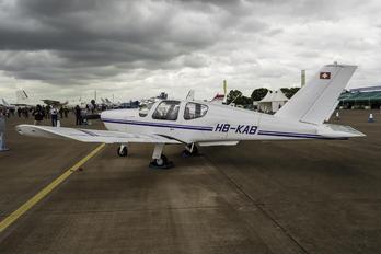 HB-KAB - Private Socata TB20 Trinidad