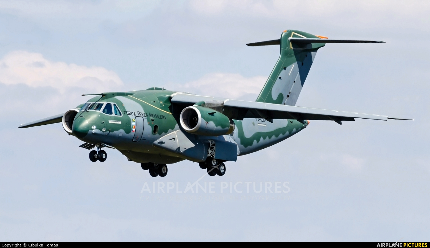 Brazil - Air Force PT-ZNF aircraft at Vodochody