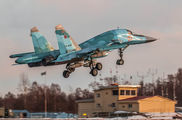 RF-95082 - Russia - Air Force Sukhoi Su-34 aircraft