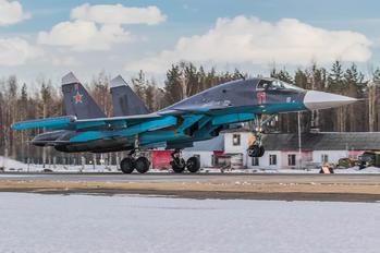 11 - Russia - Air Force Sukhoi Su-34