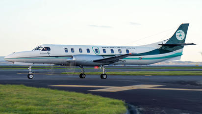 ZK-CID - Air Chathams Fairchild SA227 Metro III (all models)