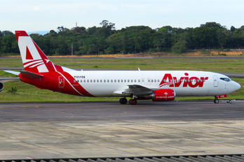 YV3158 - Avior Airlines Boeing 737-400