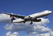 D-AIKR - Lufthansa Airbus A330-300 aircraft
