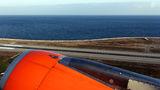 easyJet Airbus A320 G-EZUD at Nice - Cote d