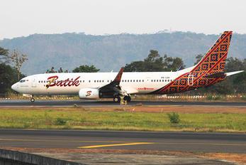 PK-LBI - Batik Air Boeing 737-900ER
