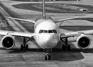 N314UP - UPS - United Parcel Service Boeing 767-300F