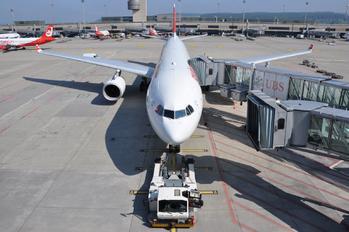 HB-JHJ - Swiss Airbus A330-300