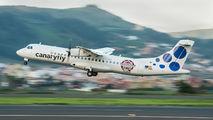 EC-GRP - CanaryFly ATR 72 (all models) aircraft