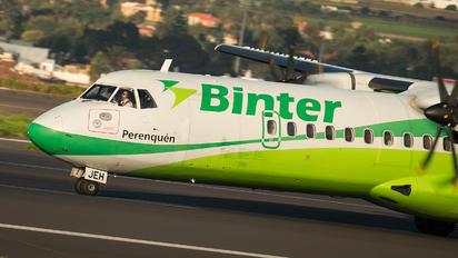 EC-JEH - Binter Canarias ATR 72 (all models)