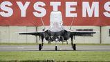 Royal Air Force Lockheed Martin F-35B Lightning II ZM137 at Fairford airport