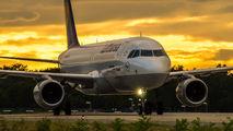 D-AIQW - Lufthansa Airbus A320 aircraft