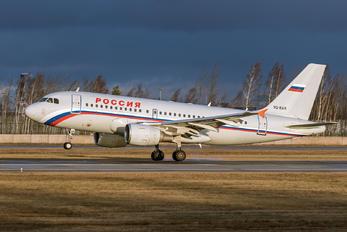 VQ-BAR - Rossiya Airbus A319