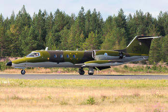 LJ-I - Finland - Air Force Learjet 35 R-35A
