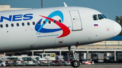 VP-BVP - Ural Airlines Airbus A321