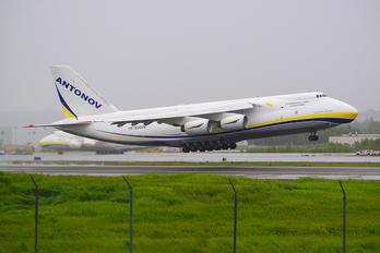 UR-82029 - Antonov Airlines /  Design Bureau Antonov An-124
