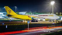N742WA - Centurion Air Cargo Boeing 747-400BCF, SF, BDSF aircraft