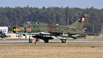 308 - Poland - Air Force Sukhoi Su-22UM-3K aircraft