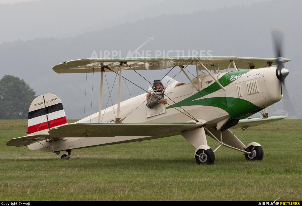 Private SP-YGK aircraft at Bielsko-Biała - Aleksandrowice