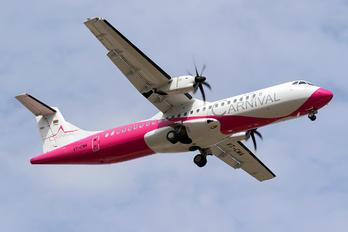 VT-CMA - Air Carnival ATR 72 (all models)