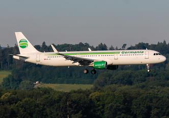 HB-JOI - Germania Flug Airbus A321