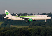 HB-JOI - Germania Airbus A321 aircraft