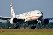 A6-DDA - Etihad Cargo Boeing 777F aircraft