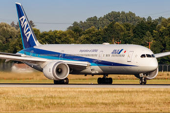 JA871A - ANA - All Nippon Airways Boeing 787-9 Dreamliner