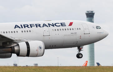 F-GZCL - Air France Airbus A330-200