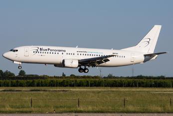 OM-DEX - Blue Panorama Airlines Boeing 737-400
