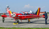 "ST34 - Belgium - Air Force ""Les Diables Rouges"" SIAI-Marchetti SF-260 aircraft"