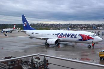 EI-CSG - Travel Service Boeing 737-800