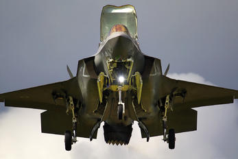 ZM137 - Royal Air Force Lockheed Martin F-35B Lightning II