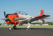 NX91AW - Private North American T-28C Trojan aircraft