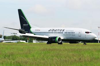 YV3001 - Albatros Airlines Boeing 737-500