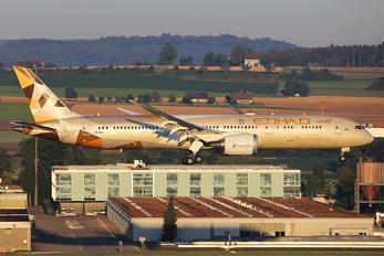 A6-BLC - Etihad Airways Boeing 787-9 Dreamliner