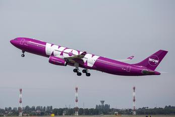 TF-GAY - WOW Air Airbus A330-300