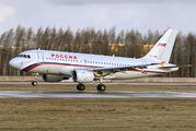VQ-BAQ - Rossiya Airbus A319 aircraft