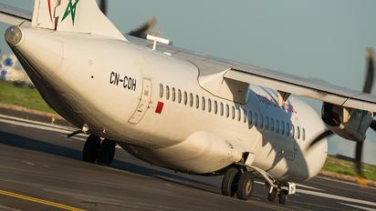CN-COH - Royal Air Maroc ATR 72 (all models)