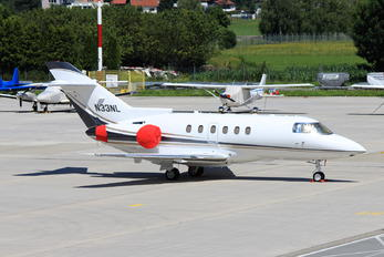 N33NL - Private Hawker Beechcraft 850XP