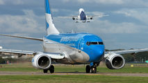 LV-CYO - Aerolineas Argentinas Boeing 737-700 aircraft