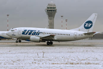 VP-BVL - UTair Boeing 737-500