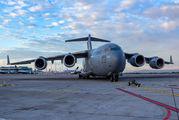 10-0213 - USA - Air Force Boeing C-17A Globemaster III aircraft