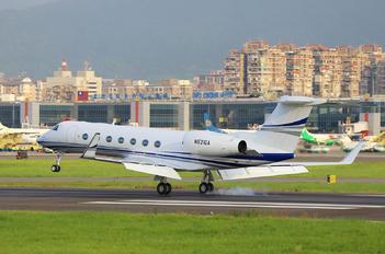 N531GA - Private Gulfstream Aerospace G-V, G-V-SP, G500, G550